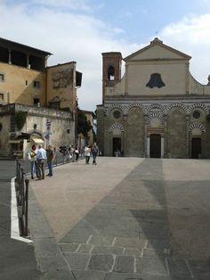 Piazza San Bartolomeo, Pistoia, Italy