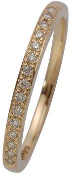 Kohinoor timanttisormus Felicita - Kultaiset Timanttisormukset - 5279 - 1
