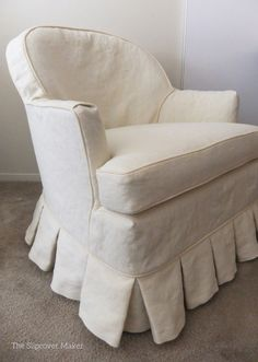Superieur Custom Hemp Slipcovers Update Old Chairs
