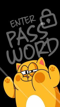 Enter Password - IPhone Wallpapers