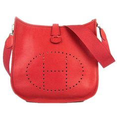 b8cbbfd7228 Designer Hermes Evelyne Shoulder Bags H6309 For Cheap Online Red Designer  Handbags For Less, Discount