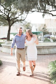 Savannah Soiree | Lyndi J. Photography | Dress to compliment each other, not to match.