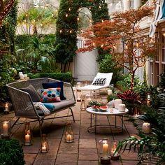 Backyard Retreat Small Backyard Patio Backyard Patio