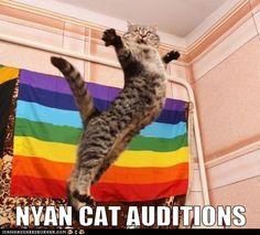 NyanCat!