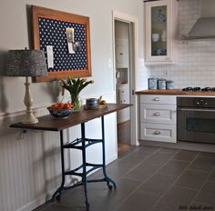 before and after: farmhouse kitchen