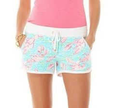 Lilly Pulitzer Chrissy Beach Short - I don't always like Lilly, but these are actually super cute