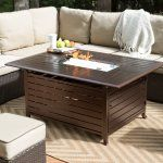 Red Ember Longmont 50 x 38 in. Rectangle Gas Fire Pit