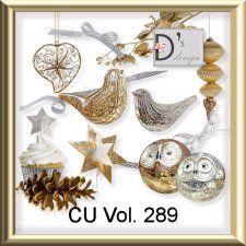 Vol. 289 - Winter - Christmas by Doudou's Design  cudigitals.com cu commercial scrap scrapbook digital graphics#digitalscrapbooking #photoshop #digiscrap