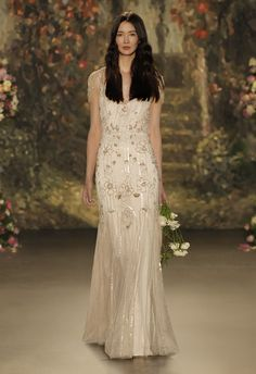 Mariana from the 2016 Collection. Beautiful. Just enough sparkle and hint of color.