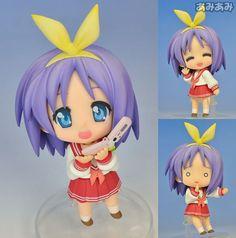 AmiAmi [Character & Hobby Shop] | Nendoroid - TV Anime Lucky Star: Tsukasa Hiiragi Normal Ver.(Released)