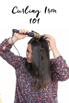 3 Curling Iron Techniques You Might Want to Master via @PureWow