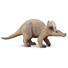 This is the Aardvark Wildlife Figure. The Aardvark figure is hand painted and looks great! Produced by the good folks over at Safari Ltd, they're widely recognized as the best in the business of reali