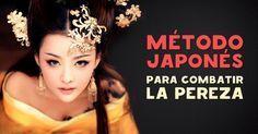 Los japoneses saben llegar a la perfección paso a paso Metodo japonés