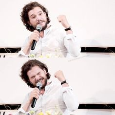 "1,614 curtidas, 16 comentários - Kit Harington ✘ Jon Snow (@wildling4kitharington) no Instagram: ""❥ ↬[Kit Harington at the Giffoni International Film Festival in Italy (19.Jul.2017)]↫ ☒ He's so…"""