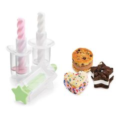 Uncommon Goods Mini Ice Cream Sandwich Press Set - BestProducts.com