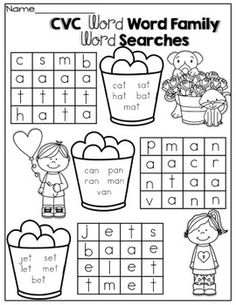 VALENTINE NO PREP PACKET (KINDERGARTEN) - TeachersPayTeachers.com