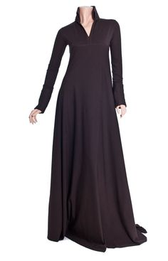 Hijab Fashion 2016/2017: abaya | Home / Abayas & Jilbabs / Winter Warmers Abaya