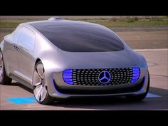 Mercedes F 015 el futuro según Mercedes-Benz