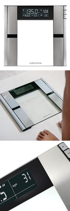 Body Mass Monitors and Scales 44078: Body Analyzer1 Body Composition Scale Digital Body Analysis System -> BUY IT NOW ONLY: $50.73 on eBay!
