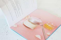 Florence et Victoria  - Kits de cosmétiques à faire soi même - Livre de cuisine recettes pour peau sèche - Projet édudiant - Juliette Lebreton