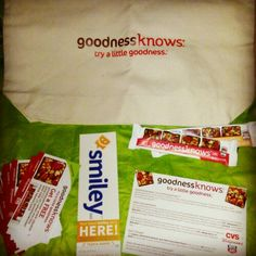 Thanks to Smiley360 I got to try these delicious snack squares for free! #gKsnacksquares