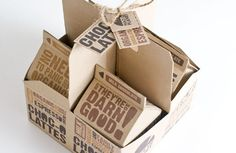 Choc-o Lattes Packaging by natalia bungert, via Behance Coffee Packaging, Food Packaging, Packaging Design, Branding Design, Cafe Design, Web Design, Graphic Design, Chocolate Covered Espresso Beans, Coffee Staining