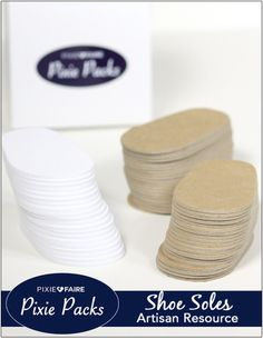Pixie Packs Shoe Soles Artisan Resource