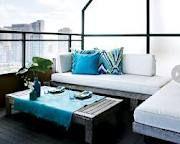condo balcony decorating ideas