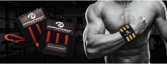 Get your Gripad Weight Lifting & Gym Wrist Wraps for Lifting