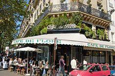 Café de Flore - Gossip Girl S03E22