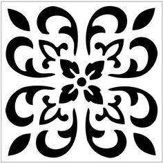 stencils designs free printable downloads stencil 060 stencil rh pinterest com