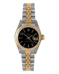 Rolex Womens Datejust 1980s Watch