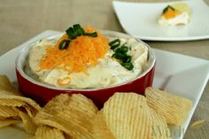 The Simple and Natural Life: Dips for dinner?