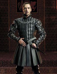 Jonathan Rhys Meyers as Henry VIII in The Tudors. My favorite shows Los Tudor, Tudor Era, Tudor Style, Jonathan Rhys Meyers, Movies Costumes, Tudor Costumes, From Paris With Love, Die Tudors, Enrique Viii