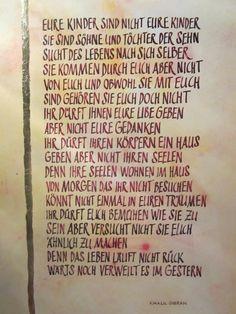 Maria Delitsch, Kalligraphie