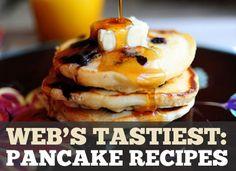 pancake recipes!