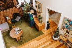 A Set Decorator's Home in a 100-Year-Old Former Wool Mill