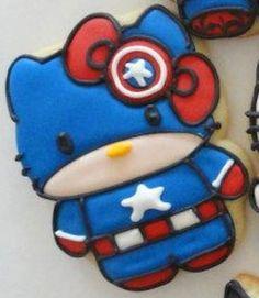 Hello Kitty Captain America Cookie.jpg