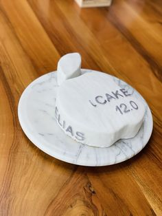 Homemade Birthday Cakes, Plates, Tableware, Pies, Licence Plates, Plate, Dinnerware, Dishes, Dish
