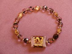 Stunning Leopard Beaded Bracelet by OneLovelyButterfly on Etsy, $25.00