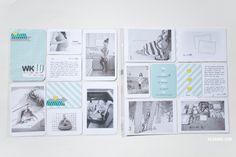 project life 2013   week 10 // full spread
