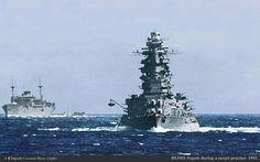 IJN Nagato at sea M