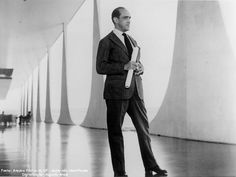 Oscar Niemeyer. Inspired by women's sensuality and modern functionality. Unique master of uniting the two in #architecture.