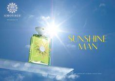 Amouage ⋅ Sunshine Man ⋅ Eau de Parfum für Herren