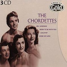 20 Best The Chordettes ❤ images in 2015 | Music, Songs