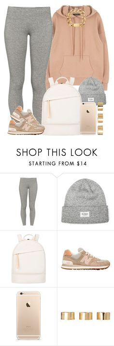 """."" by livelifefreelyy ❤ liked on Polyvore featuring TNA, Want Les Essentiels de la Vie, New Balance, ASOS and Michael Kors"