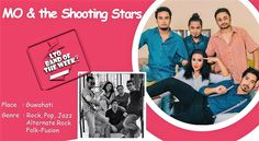 THIS MUSIC BAND IS ACTUALLY SHOOTING FOR THE STARS !  Localturnon goes to Guwahati to track MO & the Shooting Stars - A Fab Band literally aiming for the stars when it comes to Music & they are gonna make it! Read about them on our #LTO #BLOG  Book MO & the Shooting Stars @ www.localturnon.com/bookings  #Turnon #Music || #Turn #on #happiness || #turn-on #life !