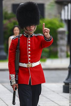 But what does that finger acknowledge?one more patrol. Canadian Army, British Army, Queens Guard, British Uniforms, English Gentleman, British Armed Forces, Sherman Tank, Royal Guard, Theatre Costumes