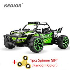 2016 New 1:18 RC Car 4WD Drift Remote Control Car Radio Controlled Machine Highspeed Micro Racing Cars Model Toys //Price: $56.00      #dronestagram
