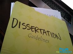 Dissertation is the final stage in your academic coursework where you are provided with the opportunity to conduct a research project through skills and knowledge gained in your coursework.